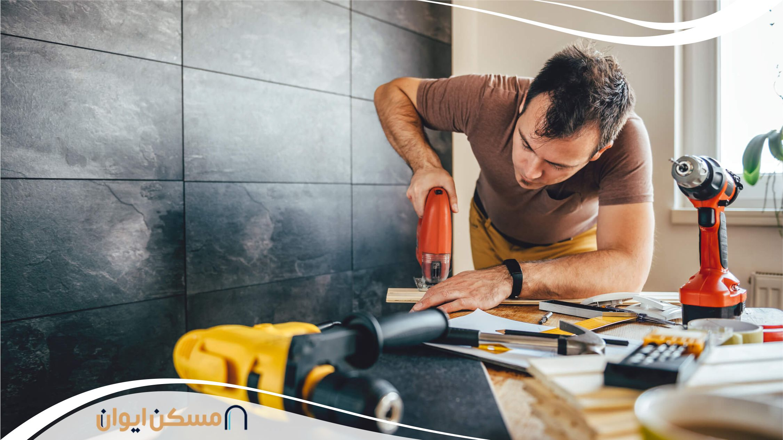 ابزار و مصالح ساختمانی