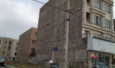 خرید زمین مسکونی ۲۲۰ متری دو بر فاز یک اندیشه